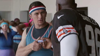 Snickers TV Spot, 'Johnny JamBoogie' Ft. Johnny Manziel, Song by Heard City