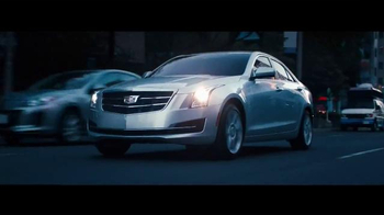 2015 Cadillac ATS TV Spot, 'Seizing It' - Thumbnail 1