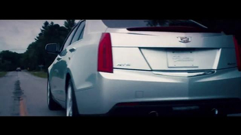 2015 Cadillac ATS TV Spot, 'Seizing It' - Thumbnail 9