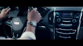 2015 Cadillac ATS TV Spot, 'Seizing It' - Thumbnail 2