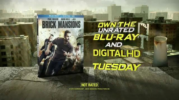 Brick Mansions on Blu-ray & Digital HD TV Spot - Thumbnail 7