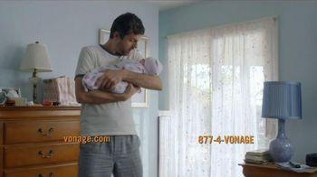 Vonage Unlimited Calling TV Spot, 'Bundle of Joy'