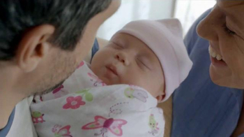Vonage Unlimited Calling TV Spot, 'Bundle of Joy' - Thumbnail 1