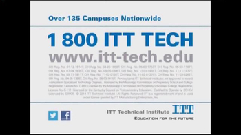 ITT Technical Institute TV Spot, 'Burns & McDonnell' - Thumbnail 6