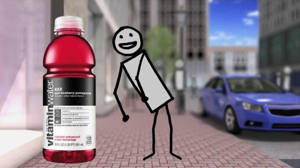 Vitaminwater TV Commercial, 'Adult Swim: The Hustle'