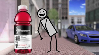 Vitaminwater TV Spot, 'Adult Swim: The Hustle'