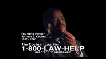 The Cochran Law Firm TV Spot, 'Xarelto' - Thumbnail 9
