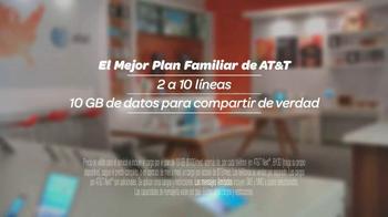 AT&T Plan Familiar TV Spot, 'Línea' [Spanish] - Thumbnail 9