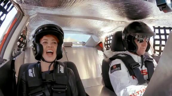 2014 Nissan Altima TV Spot, 'Racecar Fake Out' - 1430 commercial airings