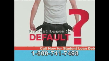 Student Loan Debt Relief TV Spot, 'So You Can Pay Much Less' - Thumbnail 2