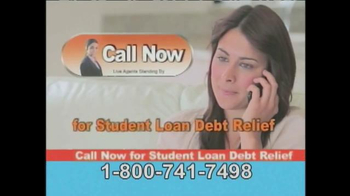 Student Loan Debt Relief TV Spot, 'So You Can Pay Much Less' - Thumbnail 4