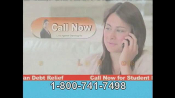Student Loan Debt Relief TV Spot, 'So You Can Pay Much Less' - Thumbnail 5