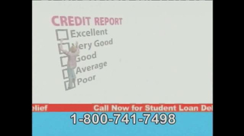 Student Loan Debt Relief TV Spot, 'So You Can Pay Much Less' - Thumbnail 7