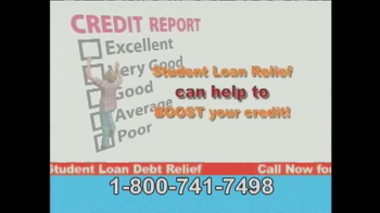 Student Loan Debt Relief TV Spot, 'So You Can Pay Much Less' - Thumbnail 8