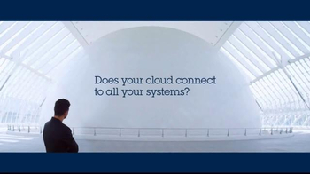 IBM TV Spot, 'Does Your Cloud Connect to Your Systems?' Ft. Dominic Cooper