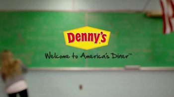 Denny's TV Spot, 'Pancake Multiplication' - Thumbnail 10