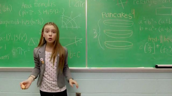 Denny's TV Spot, 'Pancake Multiplication' - Thumbnail 5