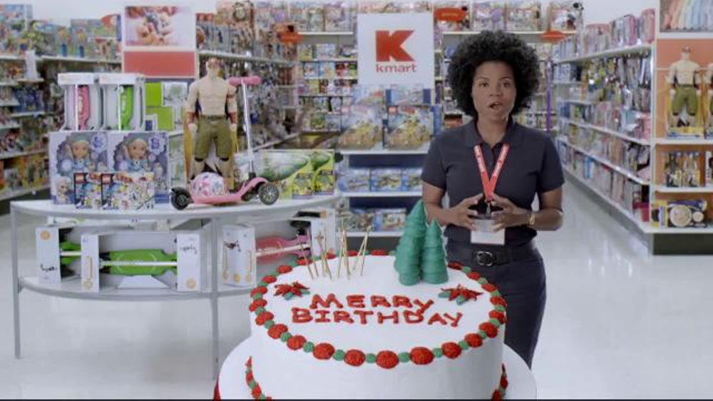 Kmart Layaway TV Commercial, \'Not a Christmas Commercial\' - iSpot.tv