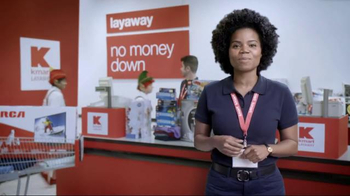 Kmart Layaway TV Spot, 'Not a Christmas Commercial' - Thumbnail 8