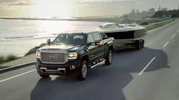 2015 GMC Sierra Denali HD TV Spot - 1137 commercial airings