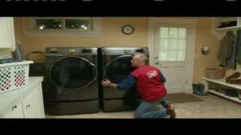 Lowe's TV Spot, 'How to Install a New Washing Machine with One Finger' - Thumbnail 6