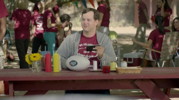 Verizon XLTE TV Spot, 'Hero Fantasy: Football Reunion' - Thumbnail 6