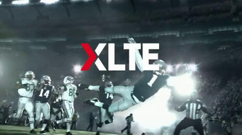 Verizon XLTE TV Spot, 'Hero Fantasy: Football Reunion' - Thumbnail 9