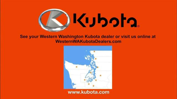 Kubota Gear Up and Go Sales Event TV Spot, 'Now is the Time' - Thumbnail 8