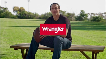 Wrangler Advanced Comfort Jeans TV Spot Featuring Drew Brees - Thumbnail 8
