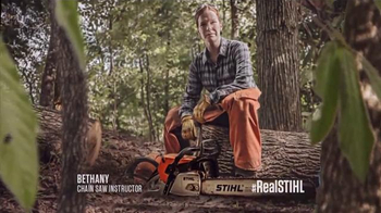 STIHL MS170 Chain Saw TV Spot, 'Quality' - Thumbnail 3