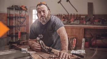 STIHL MS170 Chain Saw TV Spot, 'Quality' - Thumbnail 4