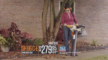 STIHL MS170 Chain Saw TV Spot, 'Quality' - Thumbnail 7