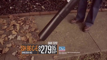 STIHL MS170 Chain Saw TV Spot, 'Quality' - Thumbnail 8