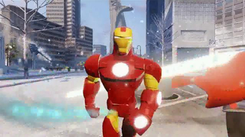 Disney Infinity Marvel Super Heroes TV Spot, \'Walk It\' Song by Aerosmith