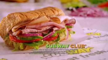 Subway Club TV Spot, 'Tried CropFit?' - Thumbnail 10