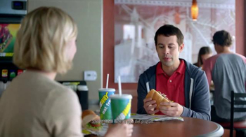 Subway Club TV Spot, 'Tried CropFit?' - Thumbnail 3