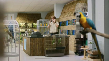 Wix.com TV Spot, 'Anton's Animal Kingdom' - Thumbnail 5