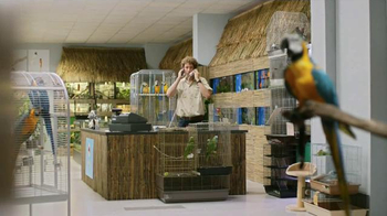 Wix.com TV Spot, 'Anton's Animal Kingdom' - Thumbnail 6