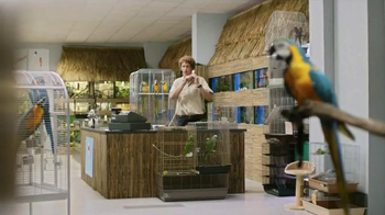 Wix.com TV Spot, 'Anton's Animal Kingdom' - Thumbnail 7
