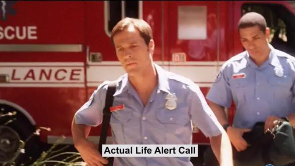 Life Alert TV Commercial, 'Help Fast'