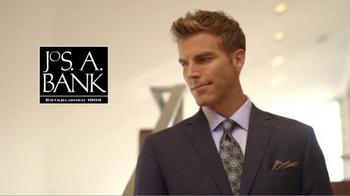 JoS. A. Bank TV Spot, 'September BOGO Suits + 3 Dress Shirts' - Thumbnail 2