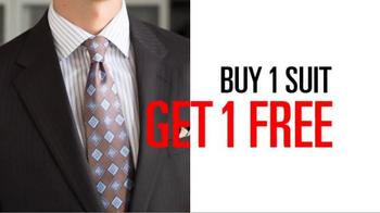 JoS. A. Bank TV Spot, 'September BOGO Suits + 3 Dress Shirts' - Thumbnail 7