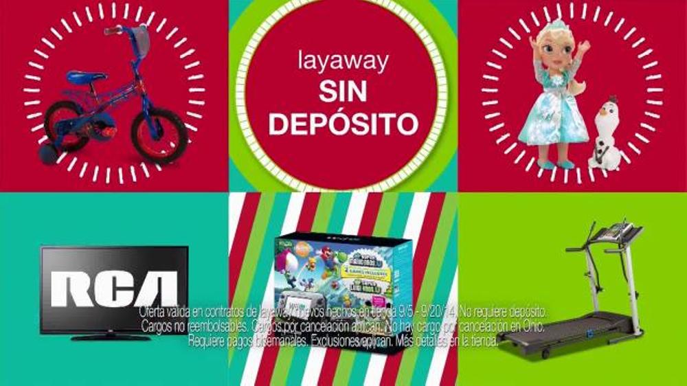 Kmart Layaway TV Commercial, \'Sin Depósito\' - iSpot.tv