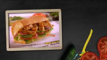 Subway Sweet Onion Chicken Teriyaki TV Spot, 'Subtember Celebration' - Thumbnail 3