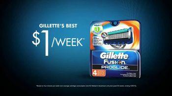Gillette Fusion Proglide TV Spot, 'Budget'