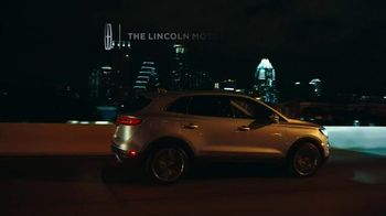2015 Lincoln MKC TV Spot, 'Intro' Featuring Matthew McConaughey - Thumbnail 9