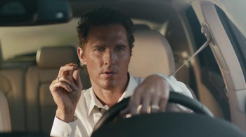 2015 Lincoln MKC TV Spot, 'Bull' Featuring Matthew McConaughey - Thumbnail 2