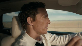 2015 Lincoln MKC TV Spot, 'Bull' Featuring Matthew McConaughey - Thumbnail 3