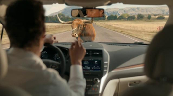 2015 Lincoln MKC TV Spot, 'Bull' Featuring Matthew McConaughey - Thumbnail 4