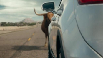 2015 Lincoln MKC TV Spot, 'Bull' Featuring Matthew McConaughey - Thumbnail 6
